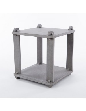 Table stool TABUTECA - Gray modular design