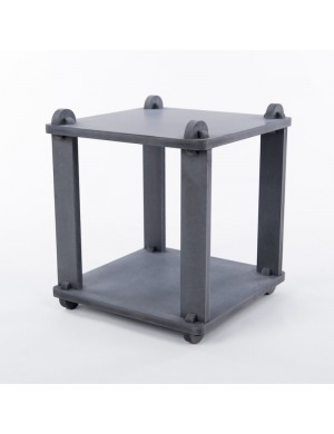 Table stool TABUTECA - Black modular design