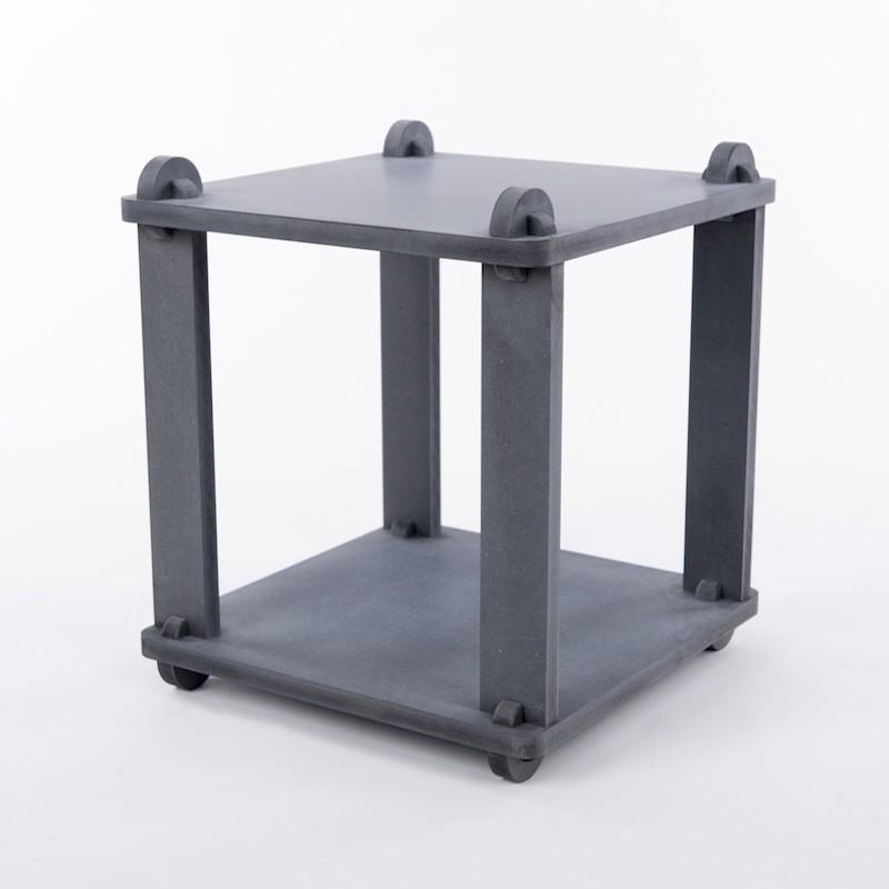 Table stool TABUTECA - Gray modular design