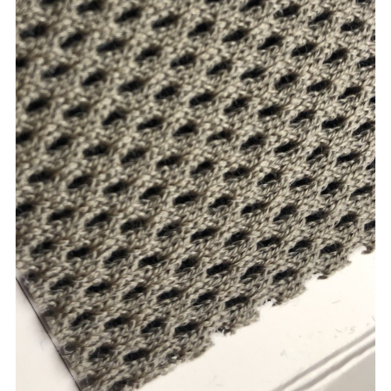 XAPELA Round cushion white gray for stool TABU