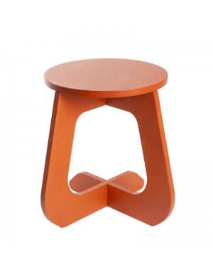 TABU stool orange