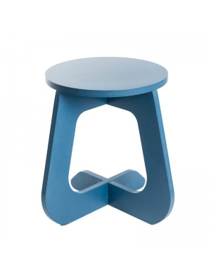 TABU color blue - stool