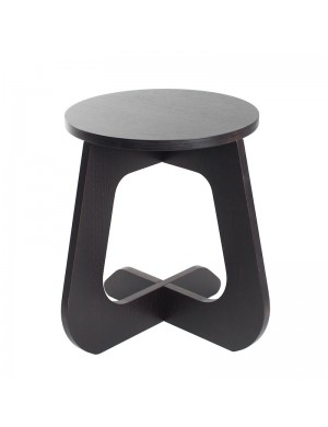 TABU stool wengue – a classic wooden