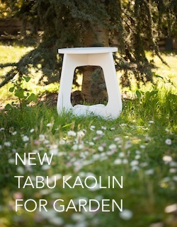 New TABU kaolin for garden